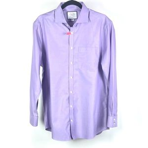 CHARLES TYRWHITT Non Iron Cotton Dress Shirt 1146